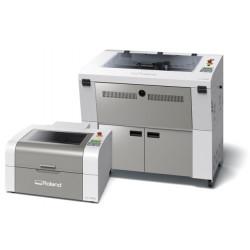 Grabadora y cortadora laser Roland LV