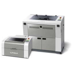 Gravadora i talladora laser Roland LV