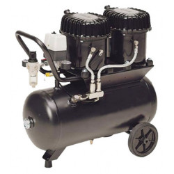 Compressor silencios 74 l / min.