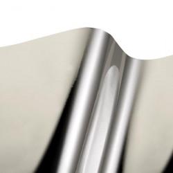 Vinil metal·litzat plata brillant