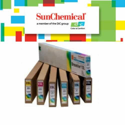 Tinta SunChemical EcoSolvent 440ml