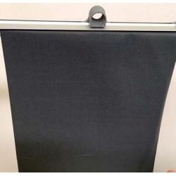 Bobina Textil de 190 gr trasera gris.