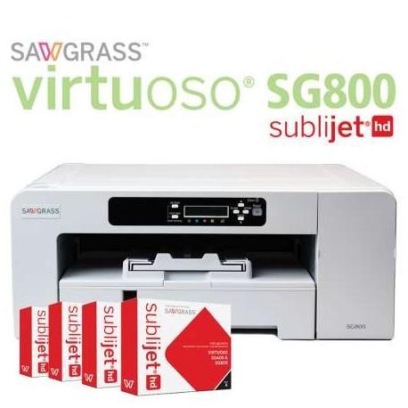 Impresora Virtuoso sublimacion gel A3