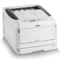 Impresora OKI A4 tóner blanco