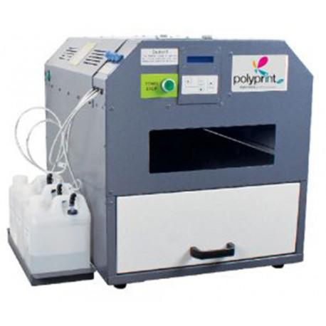Maquina de pretratamiento para textil.