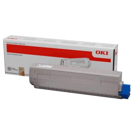 Toner OKI Pro 8432wt