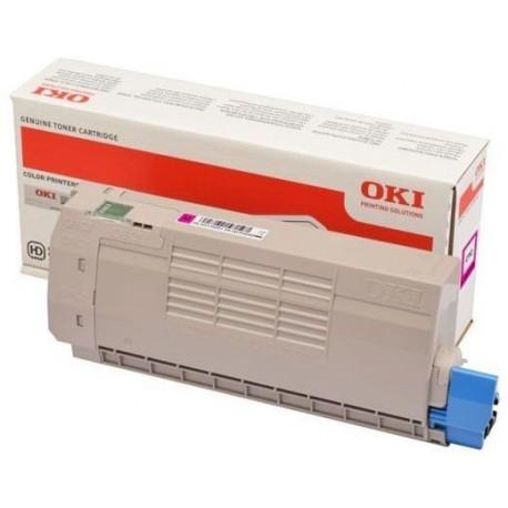 Toner OKI Pro 7411wt