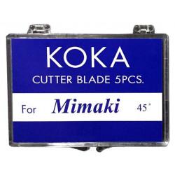 Cuchillas compatibles para Mimaki 45º
