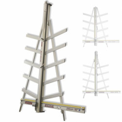 Cortadora Keencut SteelTrack 165/210/250 cm.