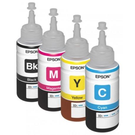 Botella tinta original Epson EcoTank 70 ml.