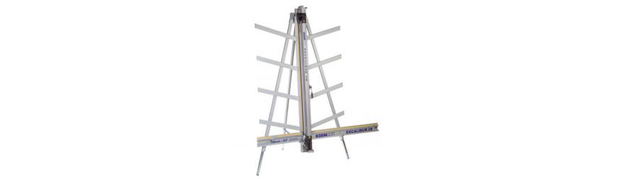 Talladores verticals