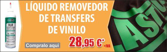 Liquido removedor vinilos